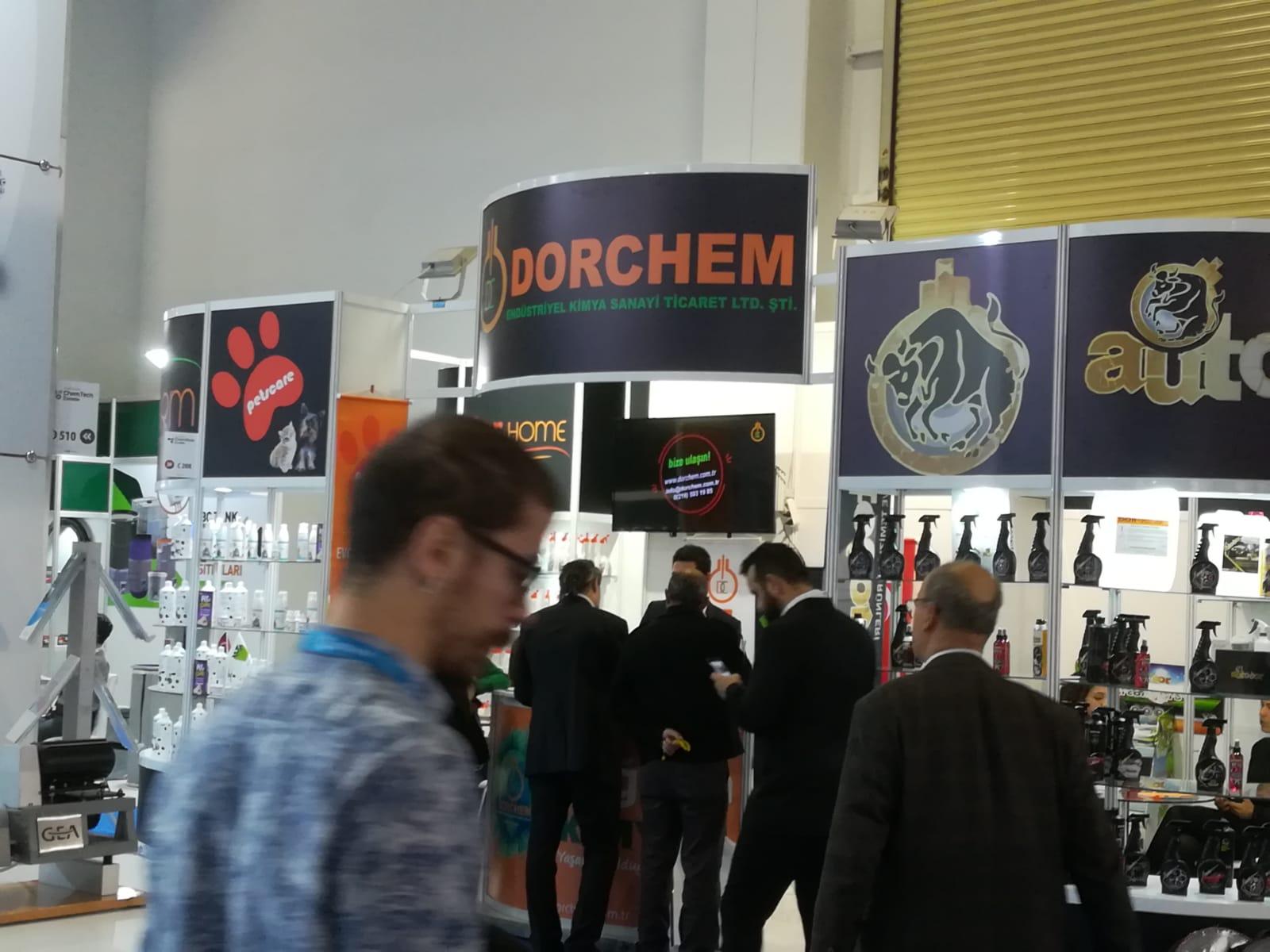 Dorchem - Temizlik Ürünleri Tanıtım Fuar Görüntüleri