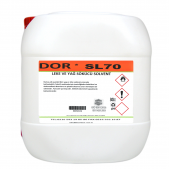 DOR SL70 – LEKE VE YAĞ SÖKÜCÜ SOLVENT